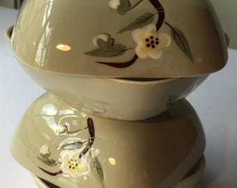 Weil Ware Blossom 4 - Small Bowls