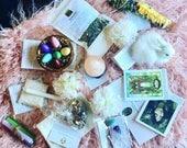 RESERVED LISTING for Heather- Ostara Rituals & Altar Set