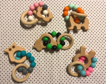 All natural teethers