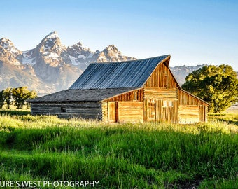 Jackson Hole, Wyoming, Landscape Photography, Nature Photography, Fine Art Photography, Wall Art, Home Decor, Gift