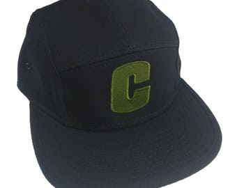 Chappelle C Embroidered Camper Hat