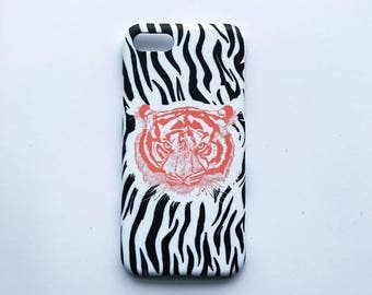Tiger iPhone 7 Phone Case