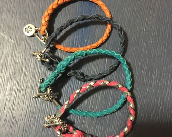 Kangaroo Leather Bracelets