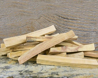 Palo Santo Holy Wood | 4 pieces | Ecuador | Sustainably Harvested