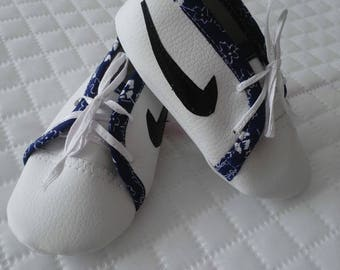 Nike baby shoes 9-12 months handmade