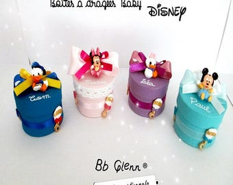Baby Disney favors boxes