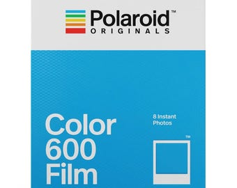 Polaroid Orinigals Color Film for 600