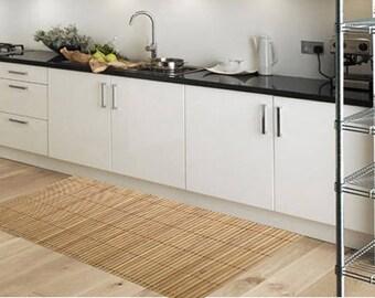 PVC-Teppich Küche Teppich Fußmatte Bodenbelag