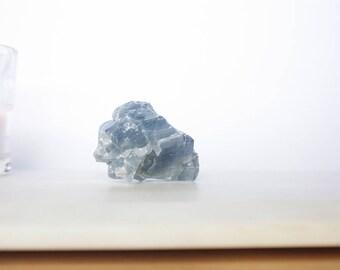 Blue Calcite - Medium