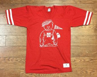 Nebraska Cornhuskers Football T Shirt