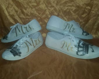 Matching  Mr. & Mrs. Shoes