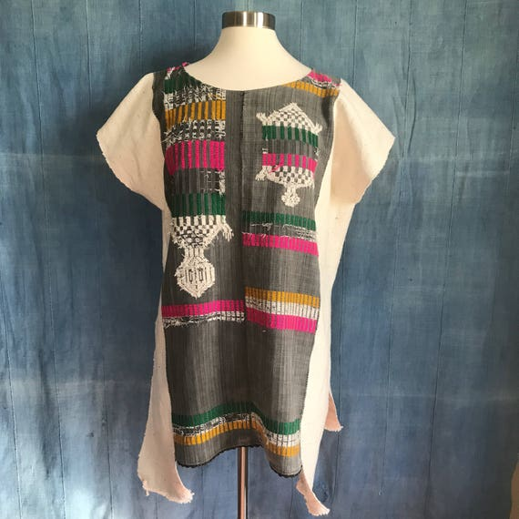 Animal Embroidered Tunic
