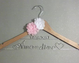 Madame wedding hanger