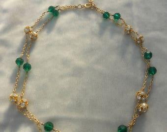 Monte Cristo Necklace