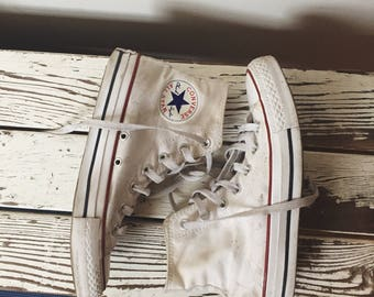 Vintage Converse All Star High Tops