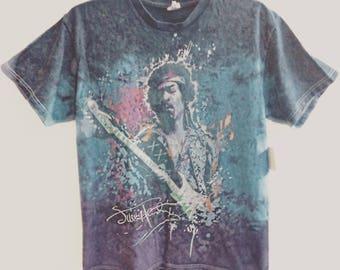 Vintage Jimi Hendrix T Shirt // Rare Music Shirt // Tour Tee // Vintage Music Shirt // Vintage TShirt //  Band TShirt