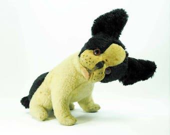 Antique Steiff French Bulldog Circa 1920-1930