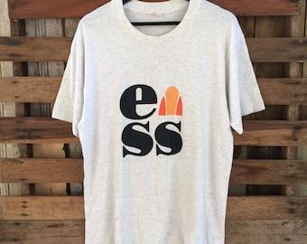 Vintage shirt ellese spellout