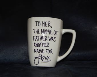 Father, Another Name for Love