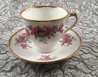 Salisbury Bone China cup and saucer