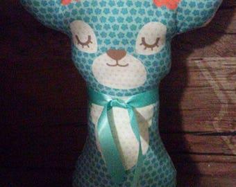 Doggie room Bambi cushion Decoration tissue gift Baby Shower original