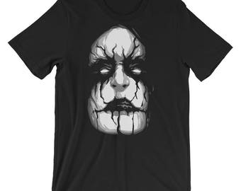 Black Metal Short-Sleeve Unisex T-Shirt