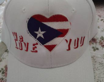 We love you Puerto Rico