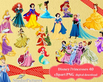 Disney Princess, picture Disney Princesses clipart, Disney princess, digital downloads Princess png, clipart princesses PNG, clipart disney