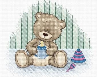 RVD 032 Bruno Teddy bear