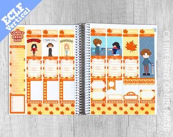 6 Sheet Goblin Weekly Kit | Erin Condren Vertical Planner