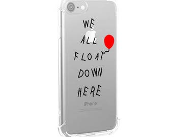 We all float down here iPhone Case