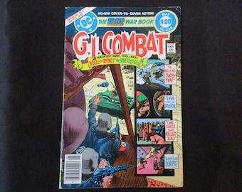 G.I. Combat #229 D.C. Comics 1981
