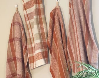towels, handwoven, kitchen
