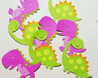 Dinosaur party table decor, dinosaur birthday party cut outs/die cuts, dino mite party table scatter,large dinosaur cut outs,dino mite party