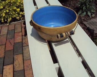 Old Bowl, Farmhouse Bowl, Primitive Bowl, Antique Bowl, Primitive Antiques, Farmhouse Antiques, Serving Bowl, Old Serving Bowl