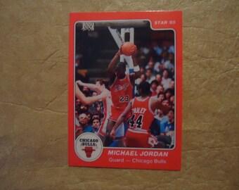 1984/85 Star Basketball #101 Michael Jordan [Chicago Bulls] (RC ) RP