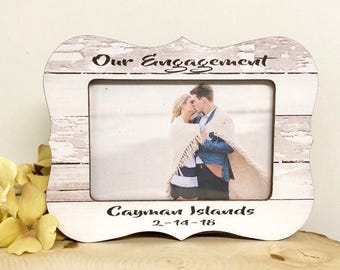Engagement Frame• Wedding Frame• Personalized Wedding Gift• Personalized Engagement Gift• Personalized Frames• Couples Frame• 5x7• 4x6