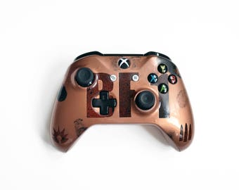 "Xbox one custom controller ""Battlefield 1"""
