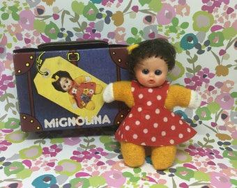 Italian Mignolina Doll