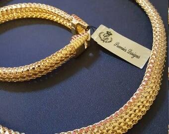 Premier Designs Necklace and Bracelet Set Beautiful set with Original Tags