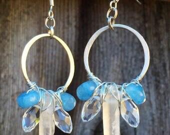 Tami earrings | Etsy