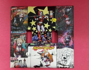 Unique Harley Quinn Light  Switchplate