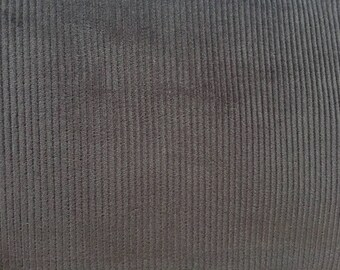 "Fabric - 2/3 yds. Brown 8.5 Wale Heavyweight Corduroy (44""/45"" wide)"
