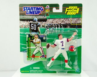 Starting Lineup NFL 1999 Doug Flutie Action Figure Buffalo Bills