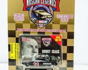 Racing Champions Nascar Legends Bobby Allison Mercury Cyclone 1/64 Diecast Car