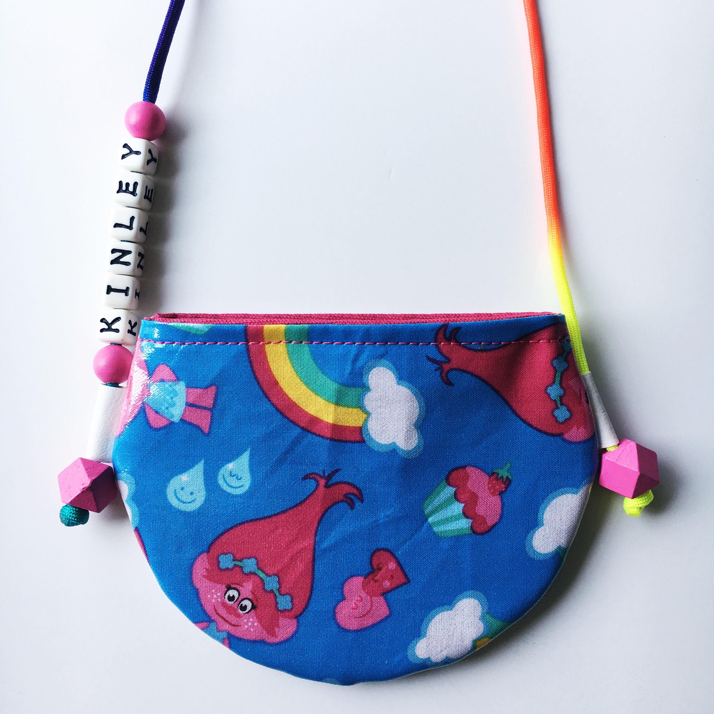 The Poppy Toddler purse Girls purse Toddler Birthday t