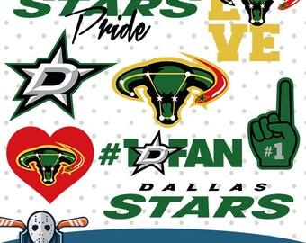 Dallas Stars Hockey Team, Hockey logos, hockey game, hockey shop