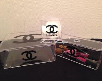 Chanel storage boxes