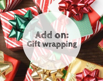 ADD ON: Gift Wrapping