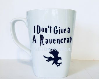 Coffee Mug | Funny Gift |  Gift Idea | Coffee Cup | Harry Potter Mug | Harry Potter Obsessed | Team Ravenclaw